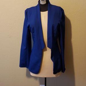 NEW blue blazer